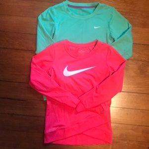 Nike Sweatshirts -two